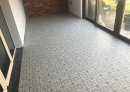 Retrotegel Veranda vloer Westmalle